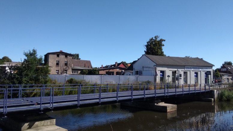 Abriss der Stralsunder Straße 47