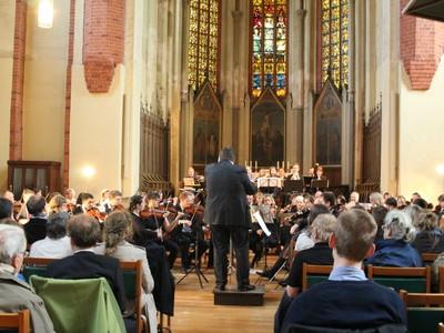 Akademisches Orchester Malmö und Universitätssinfonieorchester Greifswald