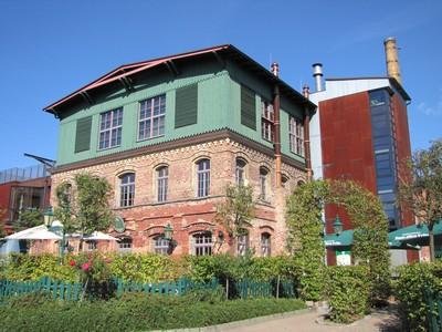 Alte Brauerei Stralsund