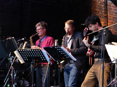 Benjamin Weidekamp Quartett