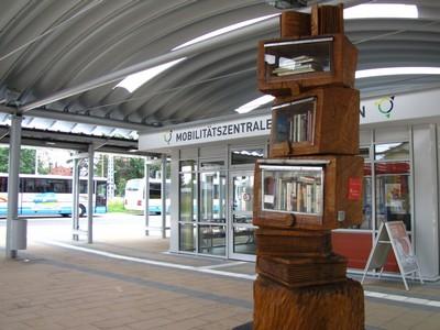 Greifswalder Bücherbaum