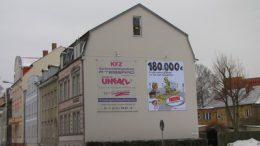 Kampagne der CDU Greifswald gegen die Diagonalquerung