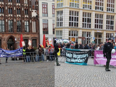 Demonstrationen am 24. Oktober 2015