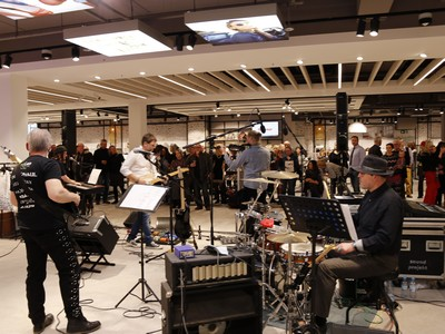 Domcenter Greifswald - Konzert im Erdgeschoss