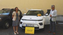 Greifswalds erstes E-Auto