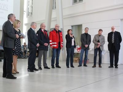 Eröffnung der EhrenamtMesse 2016