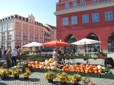 Greifswalder Erntedankmarkt