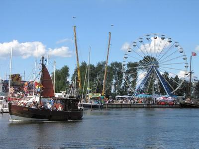 Fischerfest Gaffelrigg