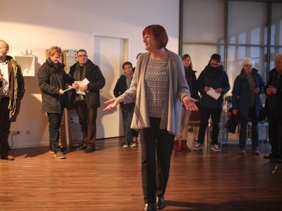 Eröffnung der Galerie ETcetera
