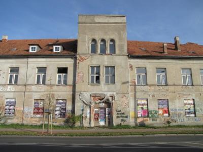 Gesellschaftshaus zum Greif in Greifswald