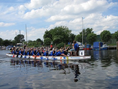 Greifswalder Drachenbootfest