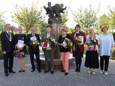 Greifswalder Stadtempfang 2018
