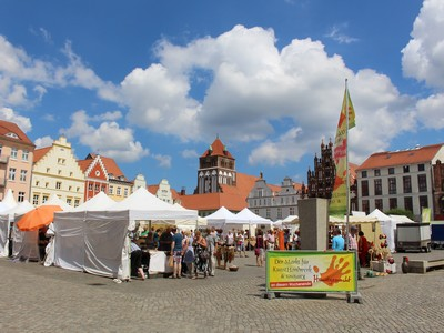 Handgemacht-Markt Greifswald