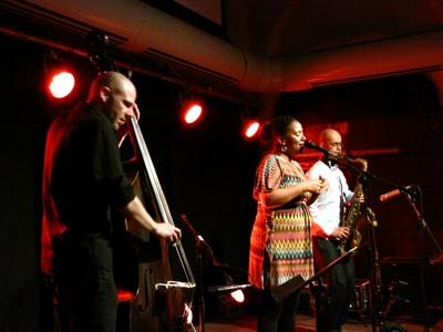Indra Rios-Moore Trio