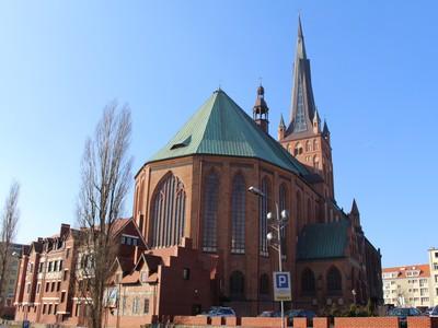 Jakobskathedrale Stettin
