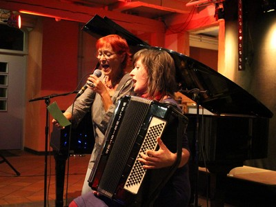 Hedwig Golpon & Karen Salewski