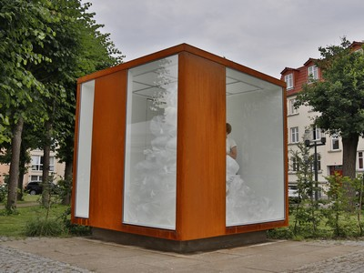Kunstwürfel Greifswald