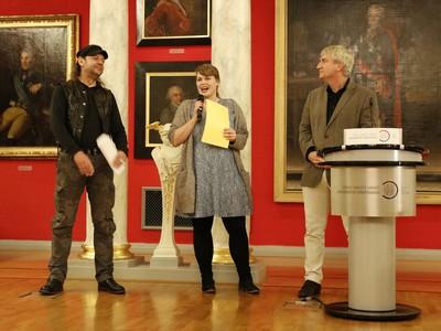 Literaturpreis Mecklenburg-Vorpommern 2017 - Preisverleihung