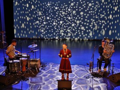 Marja Mortensson Trio