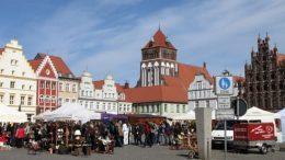 Marktplatz Greifswald
