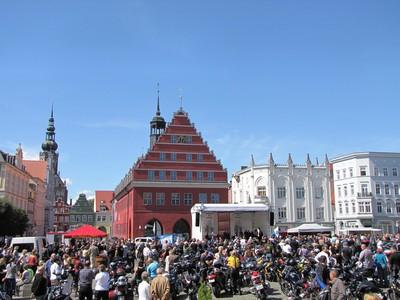 Motorrad Greifswald