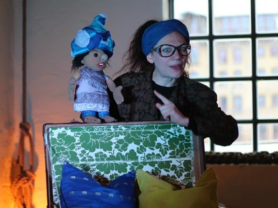 Nikolausfest in der Museumswerft - Josefine Schönbrodt - Der kleine Muck