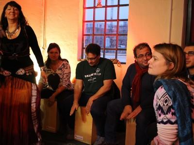 Nikolausfest in der Museumswerft - Musikworkshop