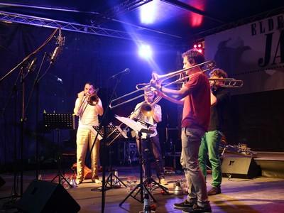 Nils Wograms Vertigo Trombone Quartet