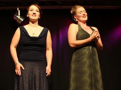 Opernale 2015 - Claudia Roick & Barbara Ehwald