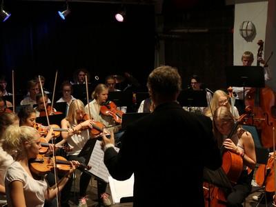Orchester der Kulturschule Lund
