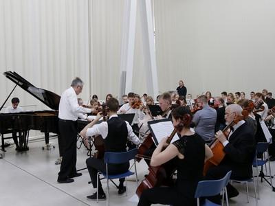 Orchester der Musikschulen Kotka und Greifswald