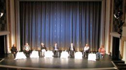 Podiumsdiskussion zur Theaterstrukturreform in Mecklenburg-Vorpommern