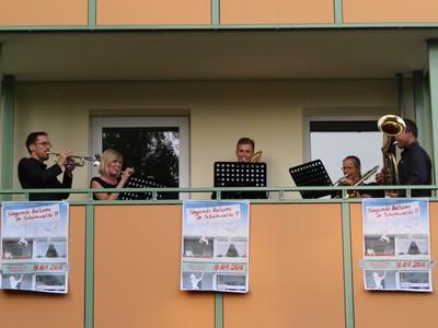 Singende Balkone