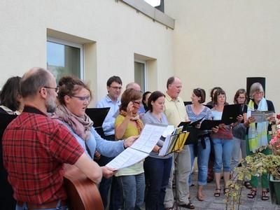 Chor von St. Joseph