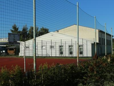 Sporthalle der Berufsschule Greifswald