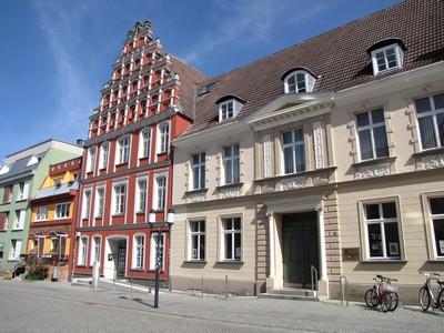 Stadtbibliothek Hans Fallada Greifswald