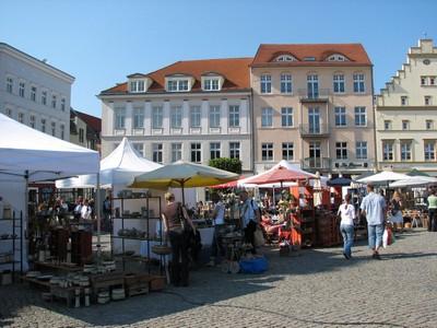 Greifswalder Töpfermarkt