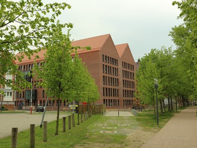Universitätsbibliothek Campus Loefflerstraße