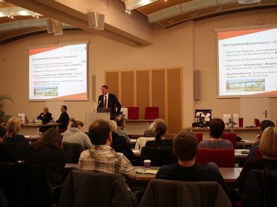 Workshop zum Bürgerhaushalt Greifswald